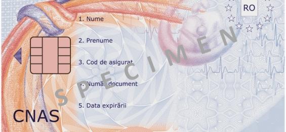 Cardul Național de Sănătate